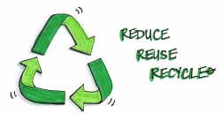 Reduce,reuse,recycle